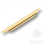 8918 0320 GL Ручка профиль модерн, глянцевое золото 320 мм