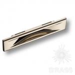 Ручка скоба современная классика, ржавая медь 192 мм, OLTRE PON/192-RC