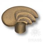Ручка кнопка современная классика, античная бронза, 4475 0008 MVB