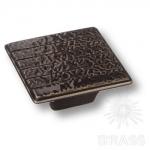 3006 BLACK Ручка кнопка керамика, чёрный