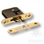 Накладка декоративная современная классика, глянцевое золото 96 мм, 2131 Gold