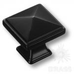 Ручка кнопка современная классика, черный, 4222 0008 AL6