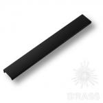 8926 0256 AL6 Ручка профиль модерн, чёрный 256 мм