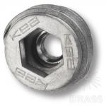Штанга 1000 мм для замка 14.05.312-1, сталь, цвет бронза, 14.05.724-0