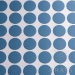 Заглушка-самоклеящаяся Светло-синий (9202), эксцентрик, d17 (70 шт/лист), D17U9202