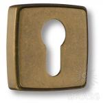 Накладка с цилиндрическим отверстием для ключа, глянцевый хром, RO14Y CR ROSET
