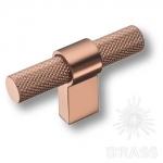 8774 0008 RS-RS Ручка кнопка модерн, розовое золото
