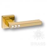 Ручка дверная, глянцевый хром, HA136RO12 CR FORTUNA