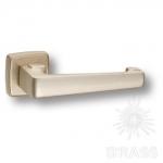 Ручка дверная, никель/глянцевый хром, HA104RO11 NB-CR\NB AZUR